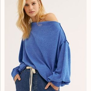 Free People 'We The Free' Main Squeeze Hacci Top